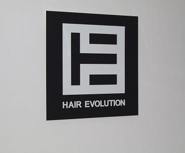 Odsadená 3D tabuľa na stenu